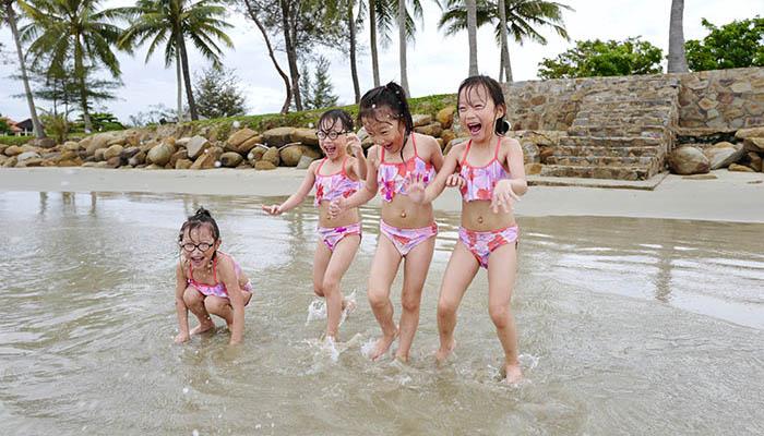 {馬來西亞13day}全家人趴趴走~sabah沙巴 Borneo Beach Villa