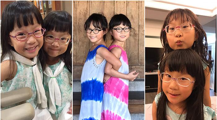 {艾比兒童眼鏡} 孩子的眼睛要顧好啊~戴眼鏡很辛苦的