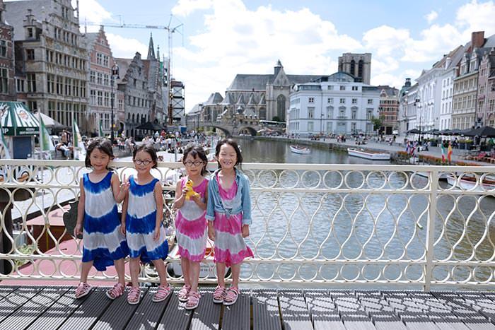 {法比荷14日遊}比利時布魯塞爾大廣場/Maison Dandoy百年鬆餅店/原子球塔/微縮歐洲Mini-Europe/根特Ghent