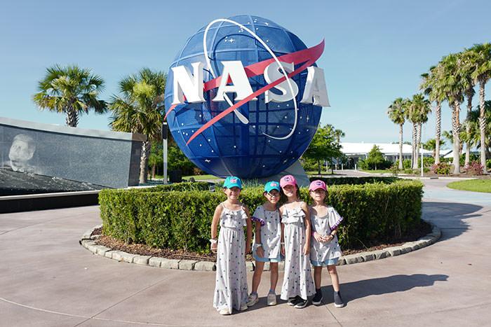 {美國東岸35天} NASA甘迺迪太空中心John F. Kennedy Space Center