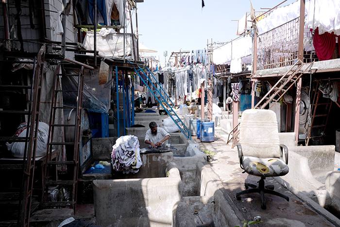 {印度孟買}印度孟買千人洗衣場~Dhobi Ghat