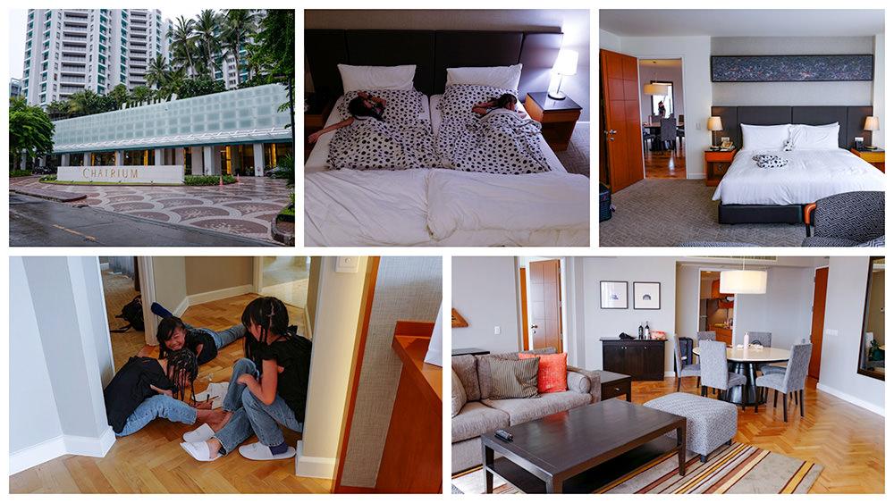 {泰國曼谷}超速西的涵碧樓公寓式酒店 Chatrium Residence Sathon Bangkok